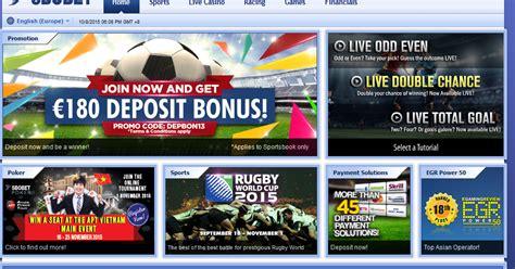 sbobet  sports betting  casino malaysia