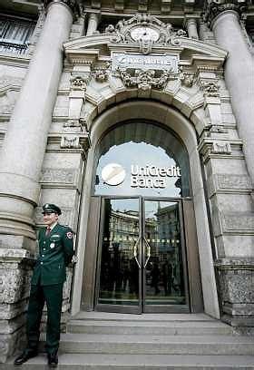 unicredit sede genova banche unicredit a un passo dalla fusione con capitalia