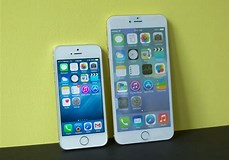 Image result for iphone 5 vs 5s size. Size: 229 x 160. Source: www.gottabemobile.com