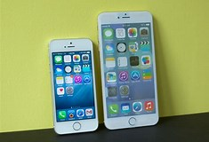 Image result for iphone 5s size in inches. Size: 235 x 160. Source: www.gottabemobile.com