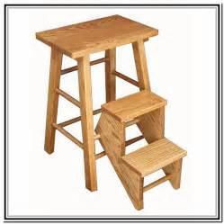 Awesome Folding Step Stool #1: Step-stool-folding-chair.jpg