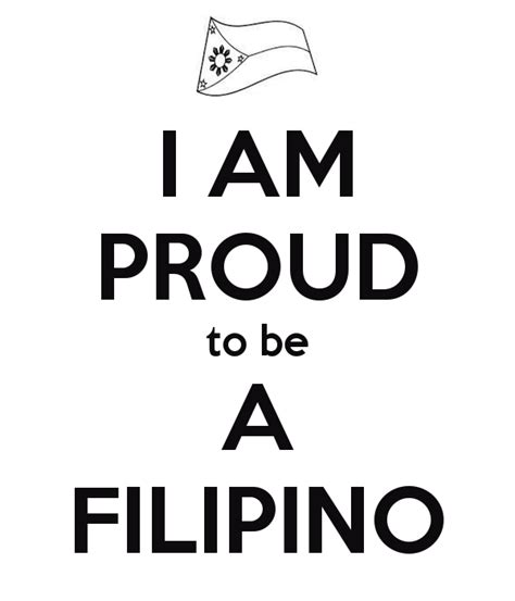 i am proud to be a filipino poster gwiyomi keep calm o matic