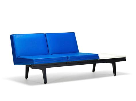 Steel Frame Sofa by Quot Steel Frame Quot Sofa By George Nelson For Sale At 1stdibs