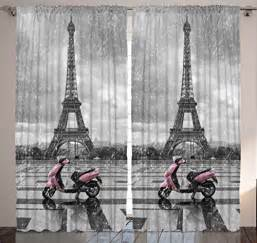 Black And White Curtains » Home Design 2017