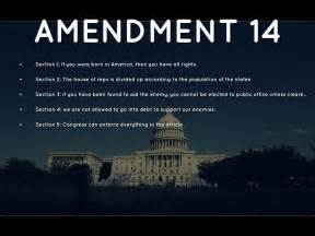 amendment 14 section 2 amendments 14 15 16 by briana yancy