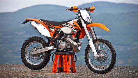 Alte 4 Takt Motorräder by Ktm Exc 500 2 Takt Motorrad Bild Idee