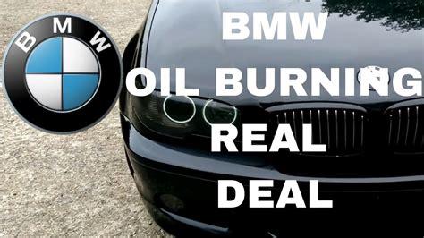 bmw oil burning fix oil piston rings   engine  bad  design youtube