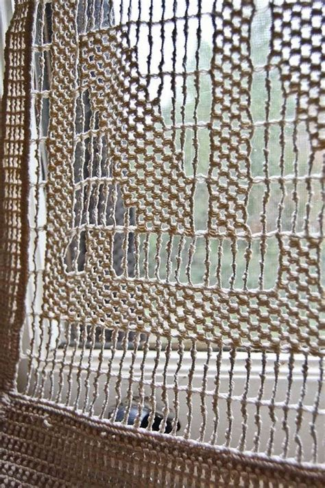 Hemp Curtain Panels From Doc by Macrame Curtains But Worthy Decor Around The World