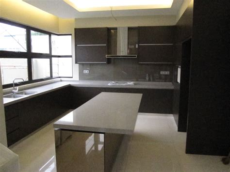 Home Kitchen Design Malaysia | modern home living kitchen cabinets