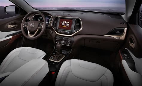 jeep renegade leather interior jeep debuts four concepts at the 2014 beijing auto show