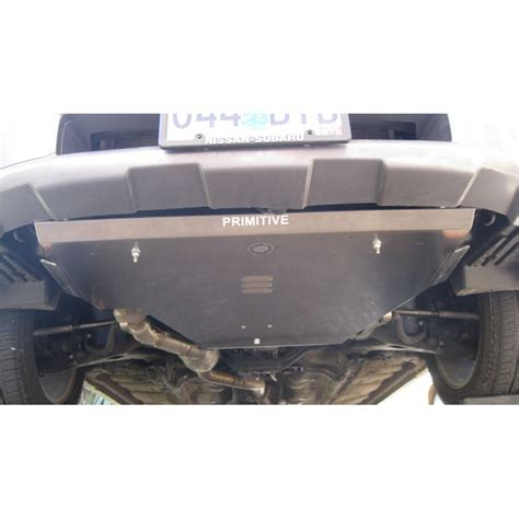 Subaru Outback Skid Plate front skid plate 2006 2009 outback primitive racing