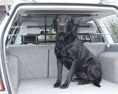 barriere chien 2653 grille de s 233 paration voiture walky guard pour chien