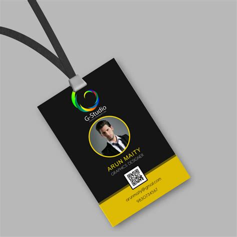 id card design professional 14 professional id card designs psd eps format