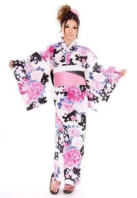 Yukata Knot Top japan wannabe wafuku the difference between kimono and