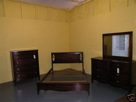 dixie bedroom set antique mahogany dixie bedroom set antiques pinterest