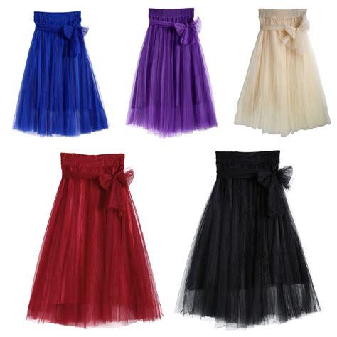 Grosir Baju Tutu Mini Dress fashion tutu tulle skirt prom wedding drape pleated dress ebay