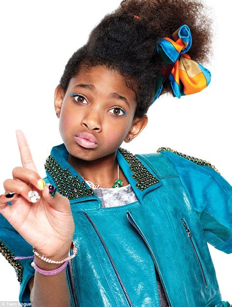 black preteen hair willow smith lands her very first teen vogue fashion shoot