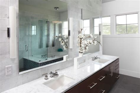 bathroom wall mirrors 28 bathroom mirror ideas on wall bathroom wall
