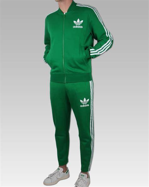 Adidas Original 7 adidas originals 7 8 length track green white