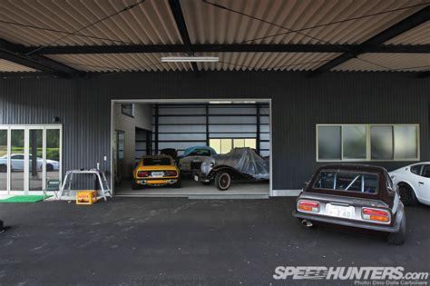 the garage auto private collections rocky auto s secret garage speedhunters