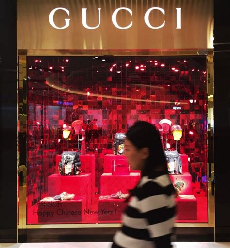 Gucci To Open Six New Stores In China In 2007 by Fears China Is Weaponising Dominance Of Tourism In The