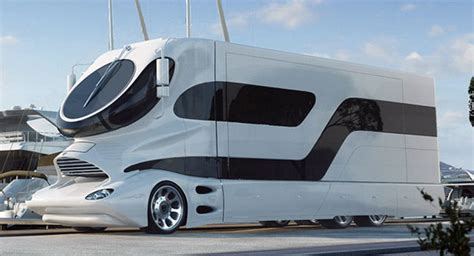 Garage Dimensions 3 Car by 3 Million Elemment Palazzo Rv Is A Super Luxurious Yacht