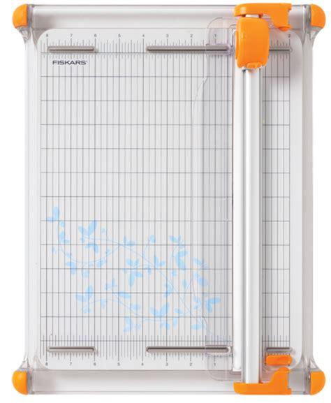 Fiskars 12 Inch Desktop Rotary Paper Trimmer Blade Style F