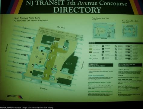 Penn Station Interior Map by Pin Penn Station In New York City This Beautiful Got
