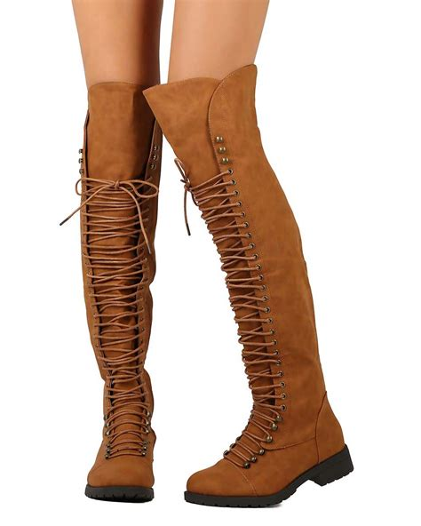 new maddux travis 05 leatherette thigh high