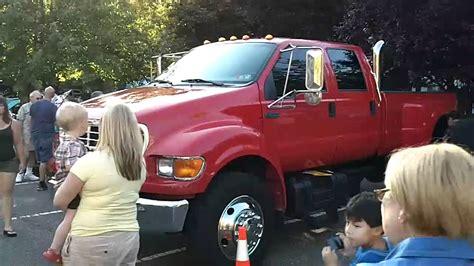 ford 6500 truck ford f650 truck walkaround