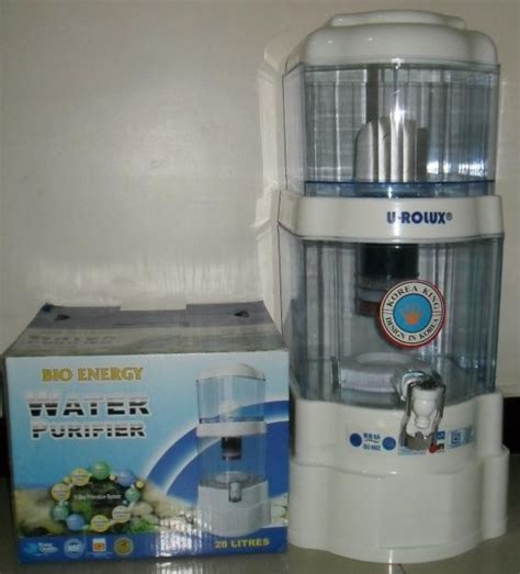 Water Dispenser Yang Murah mineral pot 28 liter murah it energy dispenser air