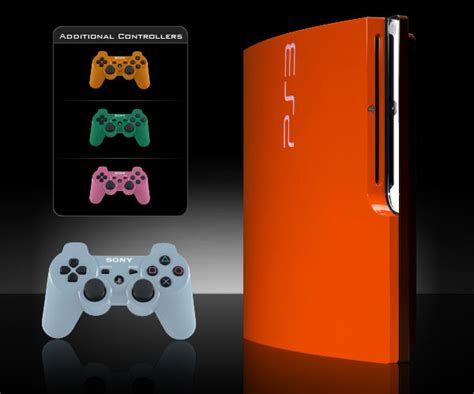 ps3 colors mi compro ps3 slim completa hardware upgrade forum