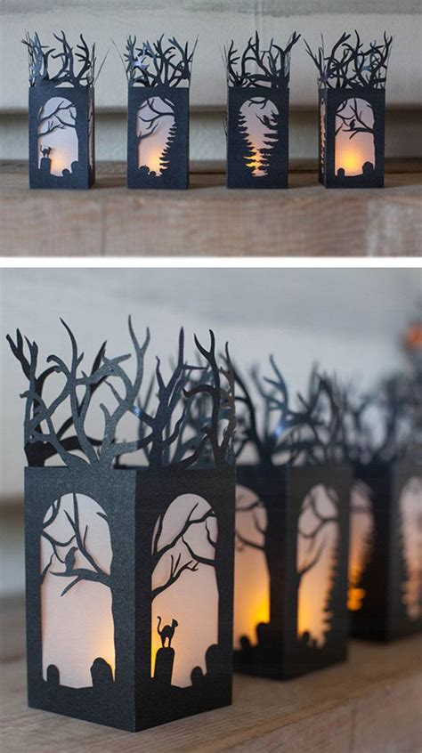 8 quick and easy halloween craft decoration ideas rent 21 cheap and easy halloween decorations on a budget