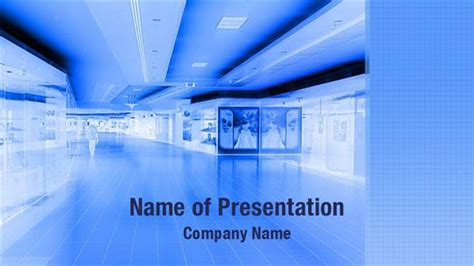 Shopping Mall Powerpoint Templates Shopping Mall Shopping Ppt Templates Free