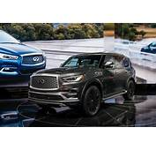 2019 INFINITI QX80 Pictures/Photos Gallery  The Car