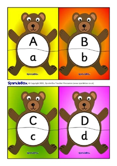 printable alphabet letters sparklebox uppercase letters and capital letters teaching resources