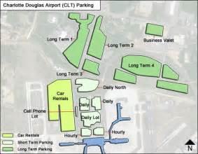 douglas airport parking clt airport term