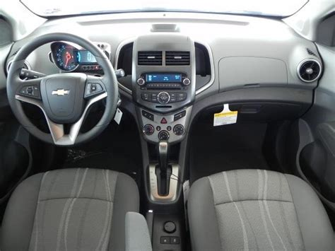 2012 chevrolet sonic interior the about cars