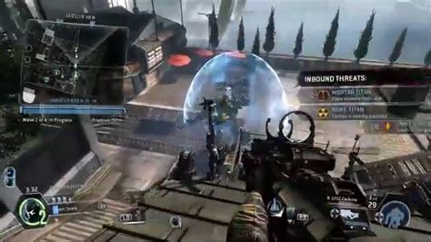 titanfall couch co op titanfall 1 co op fd youtube