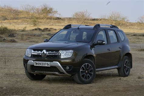 Duster Renault India by Renault Duster Petrol Automatic To Be Launched In May