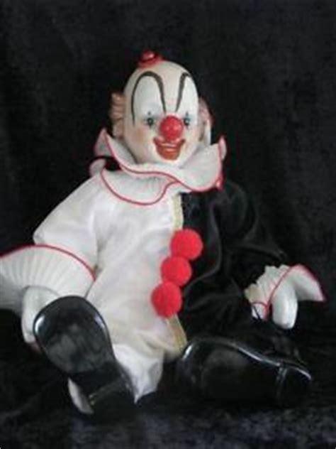 porcelain doll clown porcelain clowns ebay