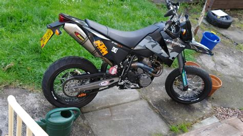 Ktm 640 Lc4 Supermoto For Sale Ktm 640 Lc4 Prestige