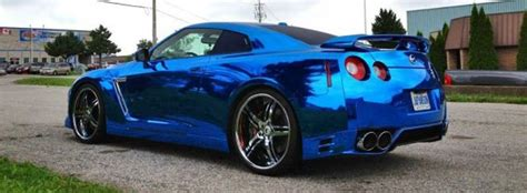 New Chrome Blue chrome cars chrome cars vinyls and search