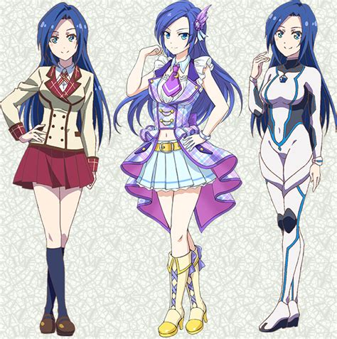 anime idol tv happy elements launches idol memories anime anime