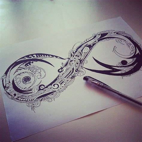 tattoo infinity 3d 161 best images about tattoo on pinterest