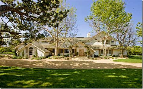 robert downey jr house satellite view of actor robert downey jr s part time malibu ranch celebrity homes