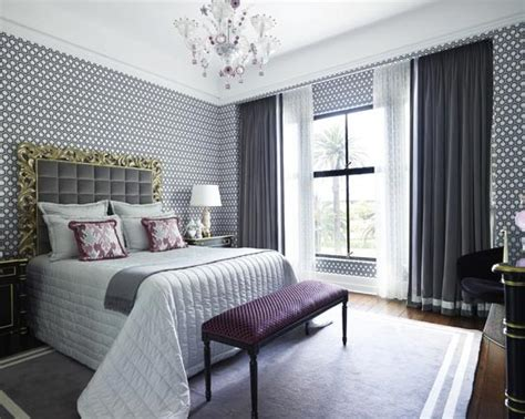 Purple And Grey Bedroom by Purple And Gray Archives Panda S House 1 Interior