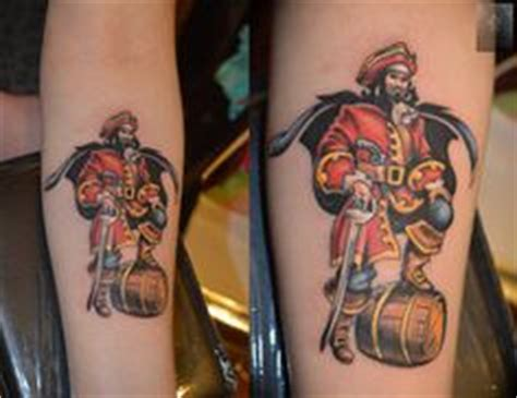 captain morgan s tattoo 1000 images about captain on captain