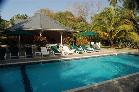 houses in tobago with pool tropical vacation rentals plantation villas cds