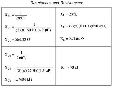 formula for impedance of an inductor lessons in electric circuits volume ii ac chapter 5